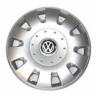 Колпаки гибкие R16 SKS-401 на Volkswagen с логотипом разных авто