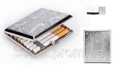 Портсигар VH 04745 для 18 KS сигарет Венецианский дизайн
