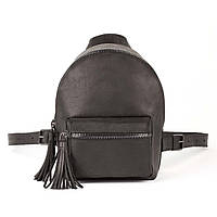 Черный рюкзак, фото 1