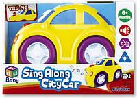 Машинка Keenway Веселое такси арт. 12843
