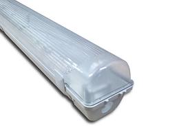 Корпус светильника ATOM 746 2х1200мм для светодиодных LED ламп IP65 промышленный герметичный (Германия)