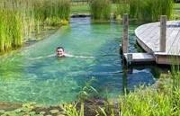 Очищение водоёмов натуральными пробиотиками
