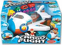 Игровой набор Keenway Грузовой самолет арт. 12421