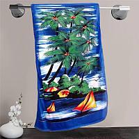 """Пляжное полотенце """"Пальмы"""""""