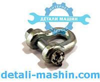 Серьга механизма задней навески в сборе МТЗ А61.09.002-01