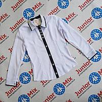 Подростковая школьная блузка для девочки EWAX