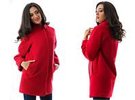 Женское пальто короткое
