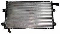 Радиатор кондиционера VW Golf 3 Vento 92-99 557*371 (без осушителя) 1H0820413