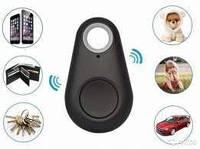 Bluetooth брелок-трекер iTag Black для iOS/Android, фото 1