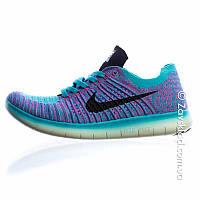 Женские кроссовки Nike Free Run Flyknit 5.0