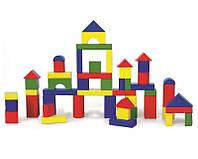 Набор строительных блоков Viga toys 50 шт. (59542)