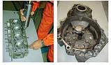 Ремонт сколів, тріщин алюмінієвих деталей двигуна, фото 4