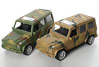 Машинка военная Mercedes Gelenvagen инер-я 19,5см