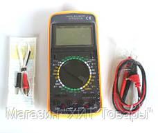 Цифровой мультиметр (тестер) DT9207A + щупы, фото 3