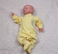 Детский комбинезон-человечек Teddy (0-9 мес)