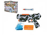 Пистолет лазер гидрог 38*19*5см арт.S1A, пластик