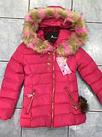 Куртка для девочек ,NATURE