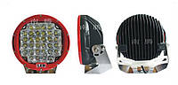Дополнительные светодиодные фары дальнего света  53-96W