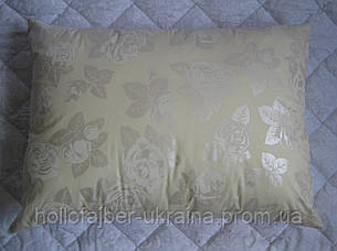 Подушка холофайбер тик 50*70 (2919) TM KRISPOL Україна