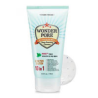 Пенка для умывания Etude House wonder pore deep Foaming Cleanser 10 in