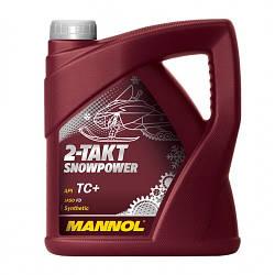2-TAKT SNOWPOWER TC+ 4L