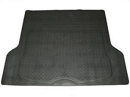 Коврик в багажник резиновый 1802P GY 144x109.5см