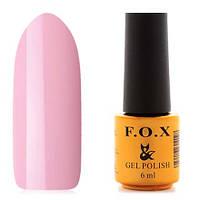 Гель-лак F.O.X  6 мл pigment №422 (теплый нежно-розовый)