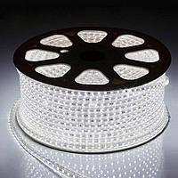 Светодиодная лента 220В SMD2835 60LED IP68 White, фото 1