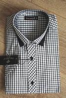 Мужская рубашка с коротким рукавом Palmen, клетка