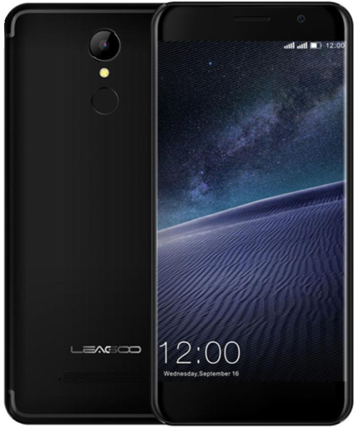 Leagoo M5 EDGE 2/16 Gb black