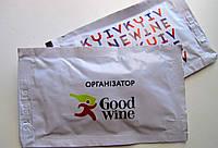 Влажные салфетки с логотипом от 1000шт
