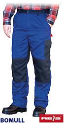 Защитные брюки до пояса BOMULL-T NG