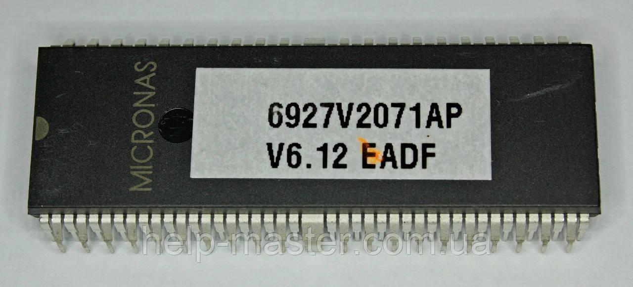 Процессор VCT49X3F PZ F1 000; (6927V2071AP V6. 12 EADF)