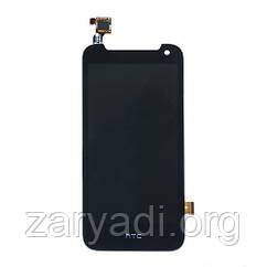 Дисплей LCD HTC Desire 310 + touch Original Black