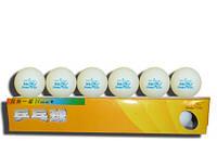 Шарики для настольного тенниса и пинг-понга Double fish 6 шт
