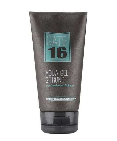 Аква гель сильной фиксации GATE 16  Emmebi Aqua Gel Strong, 150 мл