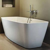 JACUZZI ESPRIT ванна отдельностоящая 170х80 см (слив с системой Click-Clack, комплект ножек) 9443815А
