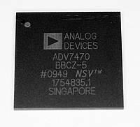 Микросхема ADV7470BBCZ-5