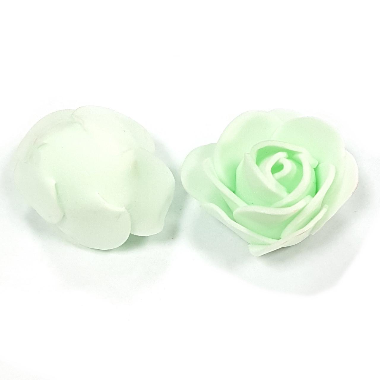Розы головки латексные 3 см тиффани - Happy Day в Чернигове