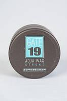 Аква воск сильной фиксации (GATE 19 Aqua Wax Strong), 75 мл