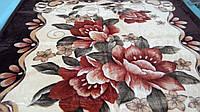 Плед акриловый двойной TRUE LOVE чайная роза