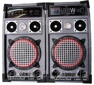 Комбік, активна акустика Активна акустика AMC A10FM
