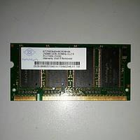 SODIMM DDR1 256Mb 333MHz Nanya