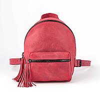 Красный рюкзак - размер - М, фото 1