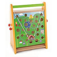Настольная игра Viga toys По полю - по морю (50109)