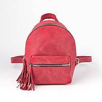 Красный рюкзачок, размер - S, фото 1