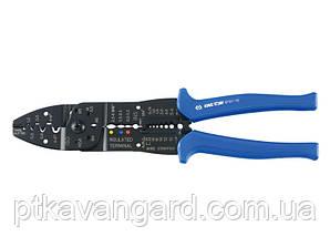 Клещи 248мм, для зачистки, обрезки, обжима клем (до 6мм) King Tony 6721-10