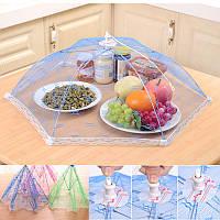 Зонтик - сетка для защиты продуктов от насекомых
