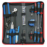 Набор инструментов в сумке, 43 пр. King Tony 92543MR