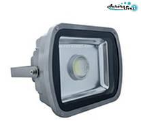 Светодиодный прожектор 70w линзовый AuroraSvet. LED прожектор. Прожектор светодиодный.